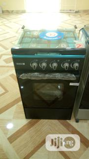 Scanfrost 50by50 Standing Gas Cooker | Kitchen Appliances for sale in Abuja (FCT) State, Wuse
