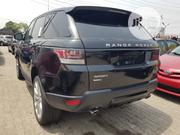 Land Rover Range Rover Sport 2016 SE Td6 4x4 (3.0L 6cyl 8A) Black | Cars for sale in Lagos State, Ajah