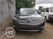 Toyota Highlander 2013 Limited 3.5l 4WD Gray | Cars for sale in Lagos State, Ajah