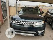 Land Rover Range Rover Sport 2015 Green | Cars for sale in Lagos State, Amuwo-Odofin