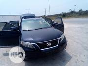 Lexus RX 2010 450h Black | Cars for sale in Lagos State, Ajah
