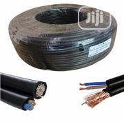 Rg59 Cctv Cable With Power Pure Copper By 100yards | Accessories & Supplies for Electronics for sale in Lagos State, Ojo