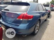 Toyota Venza AWD 2011 Blue   Cars for sale in Lagos State, Ajah
