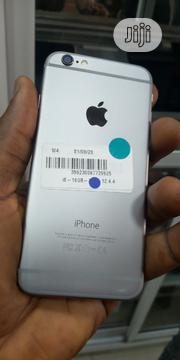 Apple iPhone 6 16 GB Silver | Mobile Phones for sale in Lagos State