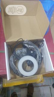 LED Selfie Ring Light For Live Stream/Makeup/Youtube Video | Accessories & Supplies for Electronics for sale in Lagos State, Ikeja