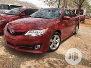 Toyota Camry 2013 Red   Cars for sale in Abuja (FCT) State, Gwarinpa