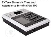 Zkteco Biometric Time And Attendance Terminal UA 300 | Safety Equipment for sale in Lagos State, Ikeja