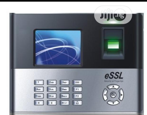 X990 Standalone Biometric Fingerprint Time & Attendance System