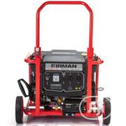 Sumec Firman 3.2 KVA Generator - ECO 3990ES With Key Starter | Electrical Equipment for sale in Lagos State, Ojo