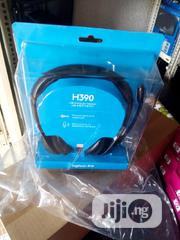 Logitech 390 Headset | Headphones for sale in Lagos State, Ikeja