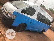 Toyota Hiace Bus 2010 For Sell | Buses & Microbuses for sale in Delta State, Aniocha South