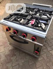 4burner Gas Cooker With Oven | Kitchen Appliances for sale in Lagos State, Ojo