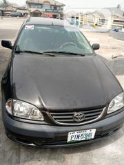 Toyota Avensis Wagon 1.8 2003 Black   Cars for sale in Delta State, Ugheli