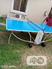 Standard Quality Outdoor/Indoor Table Tennis   Sports Equipment for sale in Lagos State, Oshodi-Isolo