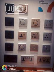 Solft Turch Switches And Sockets | Electrical Tools for sale in Lagos State, Ikeja