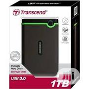 Transcend 1TB Hard Drive | Computer Hardware for sale in Lagos State, Ikeja