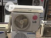 Korean Used LG 1.5hp Split Unit Air Conditioner | Home Appliances for sale in Lagos State, Ikotun/Igando