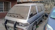 Mitsubishi L400 2000 Silver | Buses & Microbuses for sale in Lagos State, Mushin