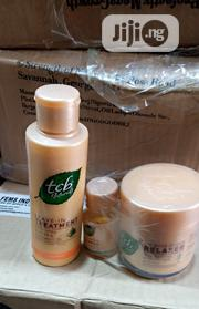 Tcb Natural Relaxer And Leave-in Treatment | Hair Beauty for sale in Lagos State, Ojo