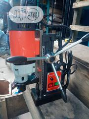 32mm Magnetick Derlling Machine For Sell | Manufacturing Equipment for sale in Lagos State, Ojo