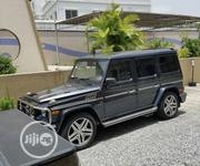 Mercedes-Benz G-Class 2008 Black | Cars for sale in Lagos State, Lekki Phase 1