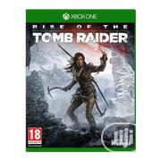 Rise of the Tomb Raider- Xbox One | Video Game Consoles for sale in Lagos State, Ipaja