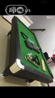 7feet Snooker Table With Complete Accessories | Sports Equipment for sale in Abuja (FCT) State, Gudu