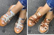 Ladies Flat Sandal | Shoes for sale in Lagos State, Gbagada