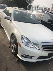 Mercedes-Benz E350 2012 White | Cars for sale in Lagos State, Amuwo-Odofin