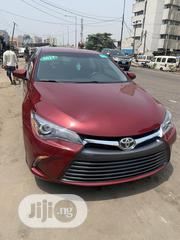 Toyota Camry 2017 Red | Cars for sale in Lagos State, Ikoyi