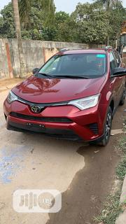 Toyota RAV4 2017 LE FWD (2.5L 4cyl 6A) Red | Cars for sale in Lagos State, Ikoyi