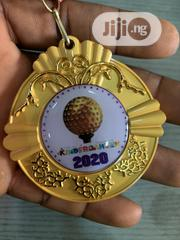Original Award Medal With Printing | Arts & Crafts for sale in Lagos State, Gbagada