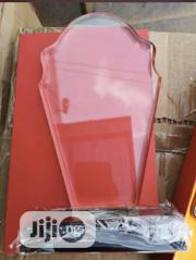 Award Plaque (Crystal) | Arts & Crafts for sale in Lagos State, Ifako-Ijaiye