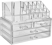Acrylic Cosmetic Storage Box For Female | Tools & Accessories for sale in Lagos State, Lagos Island
