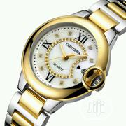 Luxury Brand Women's Silver Gold Wrist Watch | Watches for sale in Oyo State, Ibadan