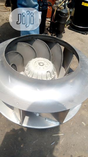 High Speed Industrial Blowers