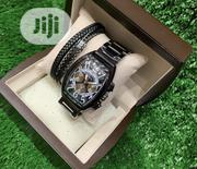 Exclusive Franck Muller Wristwatch With Bracelet and Well Packaged | Jewelry for sale in Lagos State, Lagos Island