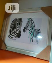 Zebra Wall Frame | Home Accessories for sale in Lagos State, Lagos Island