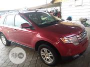Ford Edge 2007 Red | Cars for sale in Lagos State, Ajah
