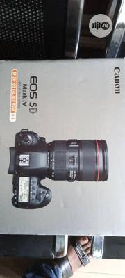 CANON 5D Mark IV With 24-105mm Ii Usm | Photo & Video Cameras for sale in Lagos State, Isolo