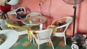 Restaurant /Garden Dining And Chairs | Furniture for sale in Lagos State