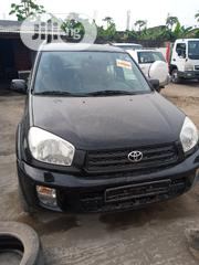 Toyota RAV4 Automatic 2002 Black | Cars for sale in Lagos State, Orile