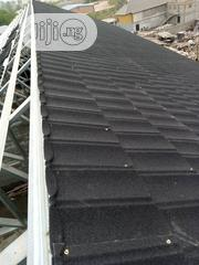 Galvanized Steel Truss and Stone Coated Roofing Tile | Building & Trades Services for sale in Delta State, Isoko