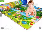 Large Size - 2 Sided Baby and Children Crawling, Reading | Babies & Kids Accessories for sale in Lagos State, Lagos Island