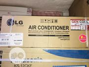 1 HP LG Inverter Air Conditioner Available | Home Appliances for sale in Lagos State, Lekki Phase 1