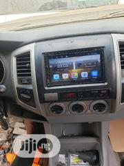 Toyota Tecoma Andriod Dvd With Reversing Camera   Vehicle Parts & Accessories for sale in Lagos State, Mushin