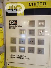 CHITTO Quality Light Switch Of All Types | Electrical Tools for sale in Lagos State, Ojo