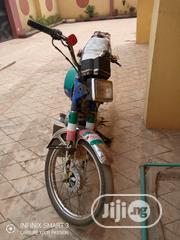 Jincheng JC 100 Y 2005 Blue | Motorcycles & Scooters for sale in Oyo State, Akinyele