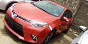 Toyota Corolla 2015 Red   Cars for sale in Lagos State, Apapa