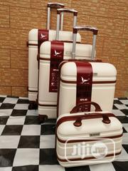Trolley Luggage Sets Of 4 Piece Bags | Bags for sale in Lagos State, Ikeja